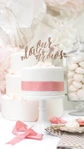 Diy Wedding Cake Topper Lia Griffith