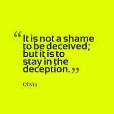 40 Deception Quotes 40 QuotePrism Unique Deception Quotes