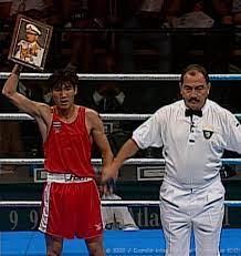 สมรักษ์ คำสิงห์ ตำนานนักกีฬาไทยคนแรกที่คว้าเหรียญทองโอลิมปิก | STADIUMTH |  MORE THAN SPORTS