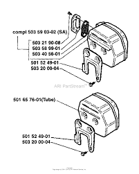 Husqvarna 61 1989 02 parts diagrams diagram 61 1989 02