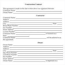 Template For Agreement Between Two Parties Business Letter Gallery ...