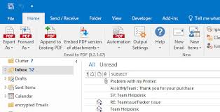 Converting Your Emails And Attachments To Pdf Without The Fuss