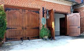 swinging garage door wood swinging garage doors swing out garage door opener