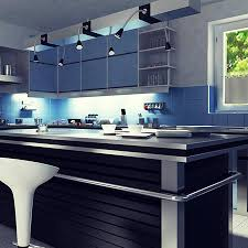 kitchen ambient lighting. if you have an open plan kitchen or a larger that entertain in ambient lighting is for this where can add some colour to the