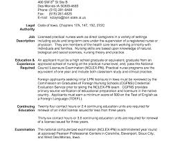 Pretty Resume For Lpn Student Gallery Professional Resume