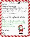 write a santa list