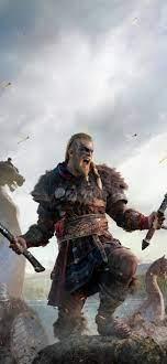 4K Assassins Creed Valhalla Vikings ...