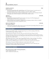 Resume Presentation Techtrontechnologies Com