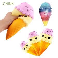 Soft Bread Cake Slow Rising Galaxy <b>Ice Cream Jumbo Kawaii</b> ...