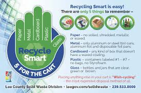Recycling Curbside Recycling