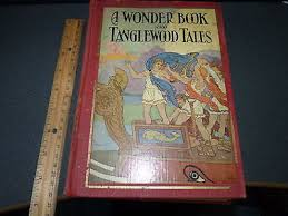 wonder book and tanglewood tales n hathorne1st ed 1930