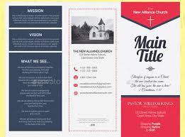 47 Nice Church Brochure Templates Psd Indesign Desiznworld