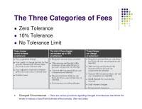 Trid Fee Placement And Tolerance Chart Cfpb Tila