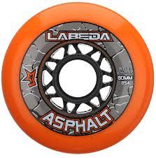Labeda Asphalt Outdoor Inline Hockey Wheels 85a