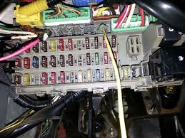 acura integra alarms install flasher output honda tech the alarm is a viper 350 responder this is a pic of my fuse box what am i doing wrong