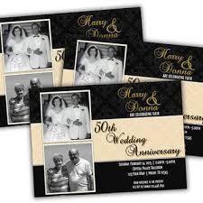 50th anniversary invitation 50th wedding anniversary party inv