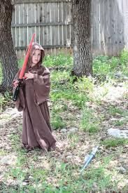 diy jedi robe for kids miranda anderson for one little minute blog 18