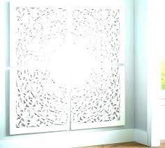 washed ative white carved wood wall decor uk whitewash round