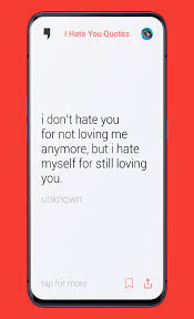 I Hate You Quotes For Android Apk Download