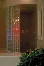 a well designed doorless shower looks seamless