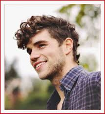 Thick Curly Mens Hairstyles 339773 Lovely Haircuts For Men With