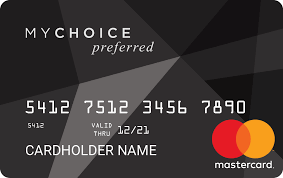 use anywhere and anytime mychoice preferred prepaid card solution