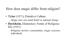 magic topic definitions magic from merriam webster s how does magic differ from religion