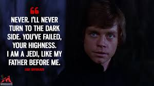 Luke Skywalker Quotes Gorgeous Luke Skywalker Quotes MagicalQuote