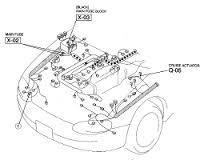 mazda mx 5 miata electrical wiring diagram and harness(05) 1999 miata wiring harness at 99 Miata Wiring Diagram