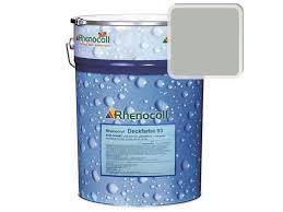 <b>Краска фасадная Rhenocryl Deckfarbe</b> 93A RAL 7038 шелковисто ...