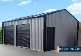 steel garages garages ireland metal