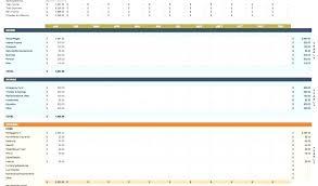 Excel Spreadsheet Attendance Tracking Employee Attendance Tracker