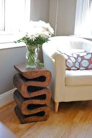 ... Enchanting Unusual Side Tables with Furniture The Breathtaking Design  Of Unusual Side Table Ideas ...
