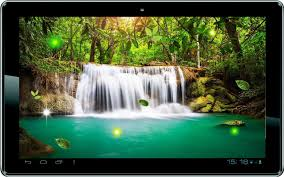 Waterfall Wallpaper For Android Siboneycubancuisinecom