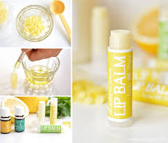 this homemade lip balm is so easy to make it only takes three simple ings