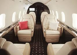 vistajet arr challenger 350 private jet seating