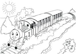 Thomas The Train Coloring Pages Awesome This Is Thomas Train