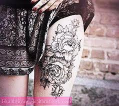 Hip Tetování Květiny Rysy Význam Náčrtky Péče O Pleť 2019