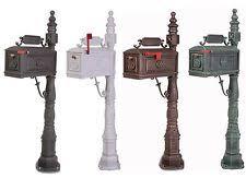 cast aluminum mailbox. Simple Aluminum Classic Decorative Cast Aluminum Mail Box Mailboxes By Better Throughout Mailbox M