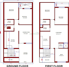 25x50 house plan 25 by 50