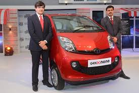 tata motors projects newly launched genx nano as smart city car