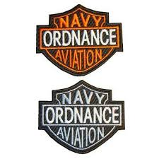 usn harley davidson style embroidered patches ordiemart store