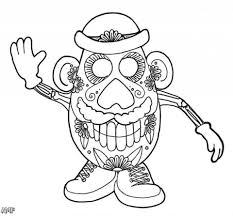 Small Picture Get This Dia De Los Muertos Coloring Pages Free Printable p3frm