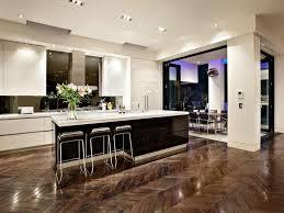 Modern Island Kitchen Designs Modern Island Kitchen Design Using  Floorboards Kitchen Photo Modern Island