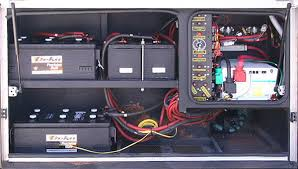 batteries an uninformed decision i replaced two deka 8d units 4 rolls marine flooded lead acid batteries on revamp 1 cells are connected in series in