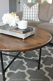 awesome home design inspiring diy round coffee table and we go the story of my
