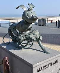 File:Josyanne Vanhoutte - Marsupilami - Stripstandbeelden Middelkerke  21-4-2018 10-54-59.jpg - Wikimedia Commons