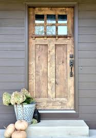stained wood front door rustic stained wood design stained glass oak front doors
