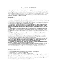 Cosmetology Cover Letter Cosmetologist Resume Exles For Instructor