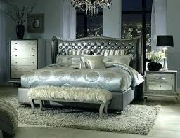Bedroom Sets ~ Hollywood Swank Bedroom Set Design Suites Queen ...